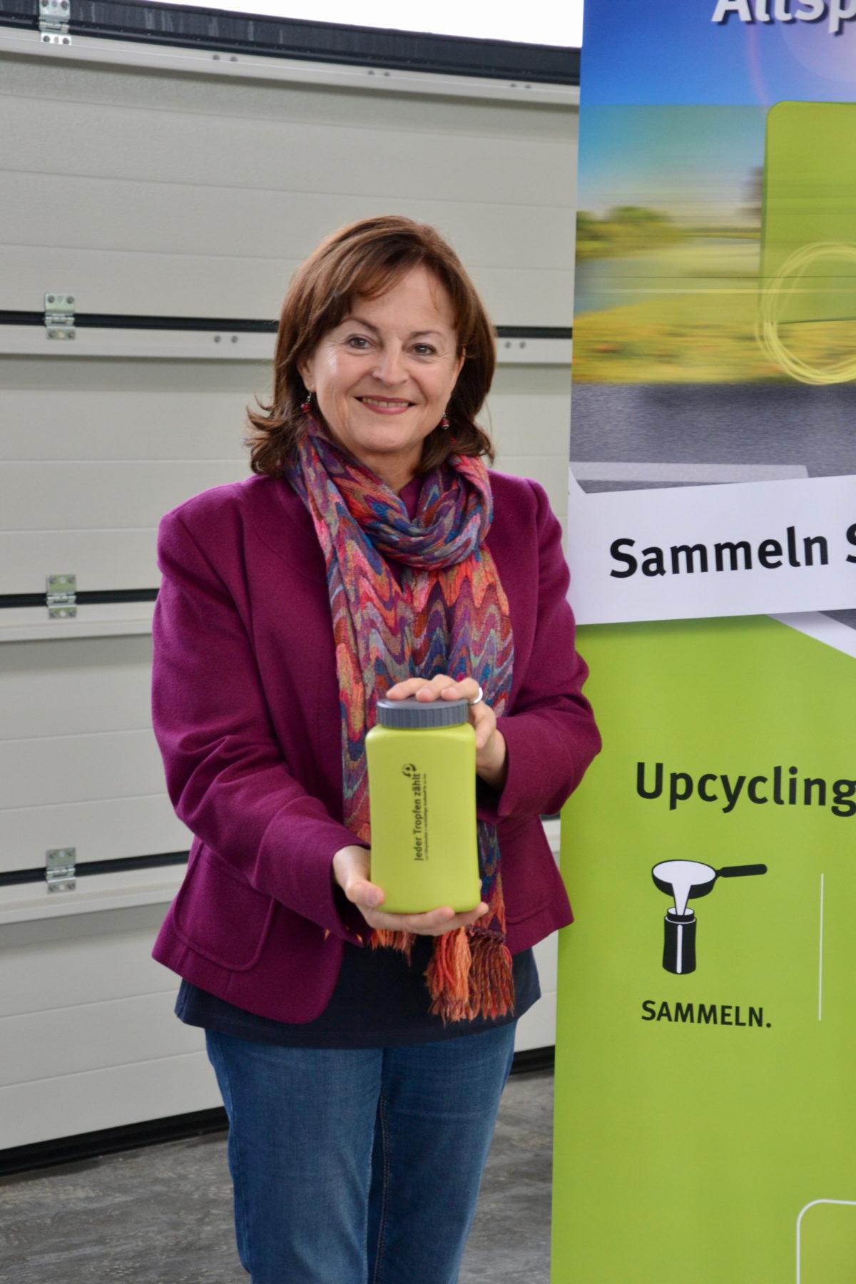 Marlene Mortler, MdB, umweltpolitischer Sprecher der SPD Fraktion im Bundestag
